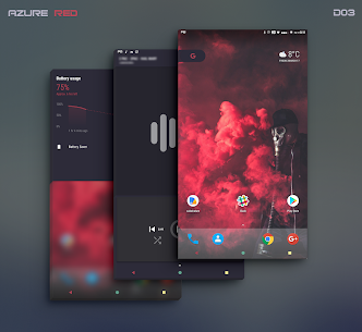 PitchBlack – Substratum Theme For Oreo/Pie/10 v82.6 Patched 10