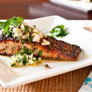 Coriander Crusted Fish Recipes