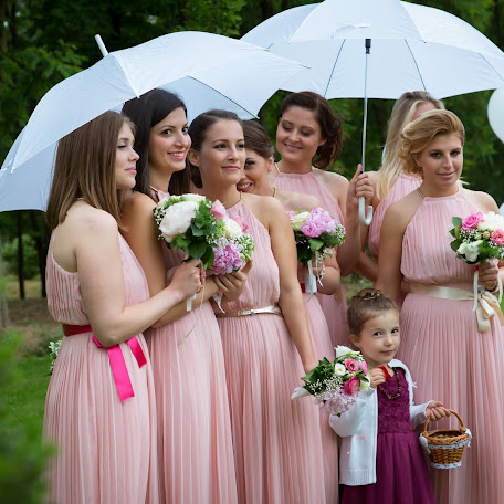 Wedding photographer Tóth Ferenc (TothFerenc). Photo of 04.10.2016
