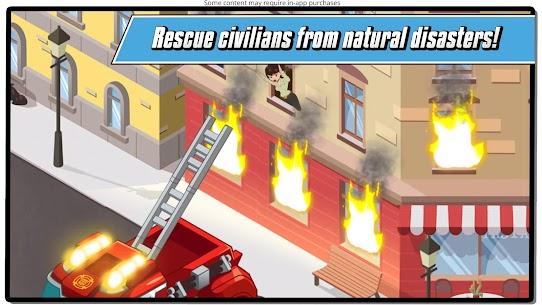 Transformers Rescue Bots: Hero Adventures 3