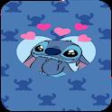 Cute Blue Koala Wallpaper icon