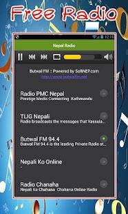Nepálské rádio - náhled