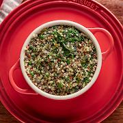 Sauteed Quinoa