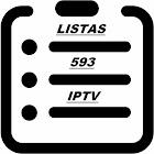 593 IPTV Lists