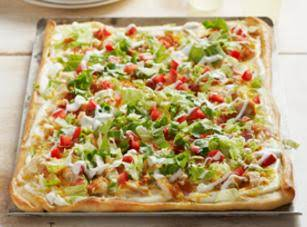 Kraft's Chicken Club Pizza Recipe