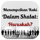 Download Menempelkan Mata Kaki Saat Shalat Jamaah, Wajibkah For PC Windows and Mac