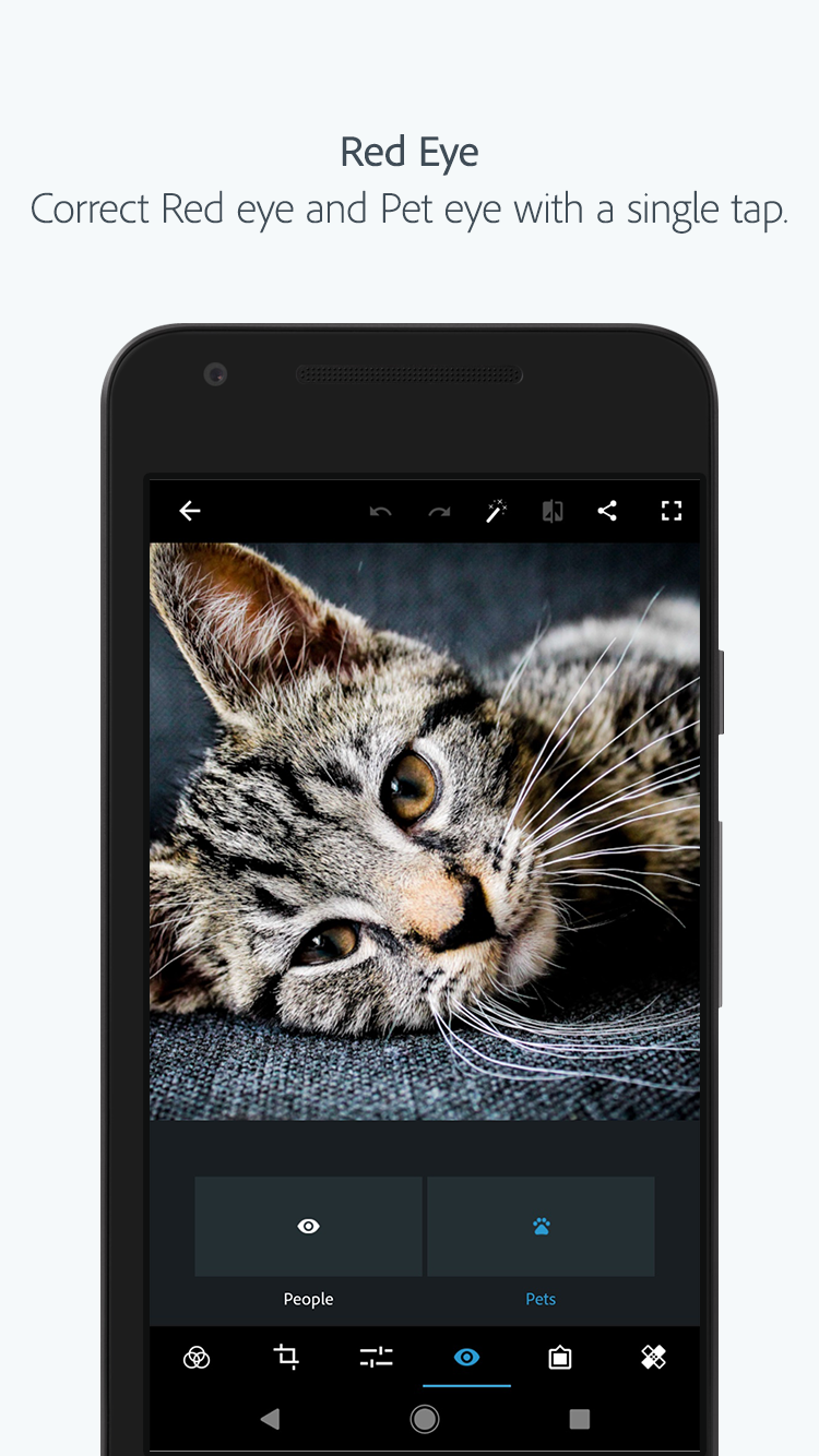 Adobe Photoshop Express:Photo Editor Collage Maker Screenshot 7