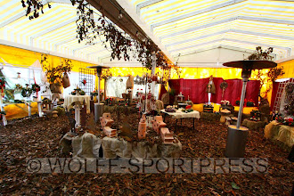 Photo: Adventsausstellung auf dem Bauernhof Schild Elisabethgroden 326434 Wangerland