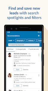 LinkedIn Sales Navigator 6.8.6 2