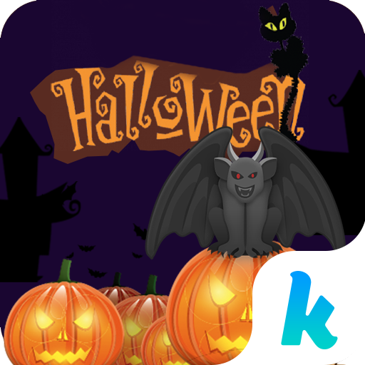 Halloween Sticker KikaKeyboard Icon