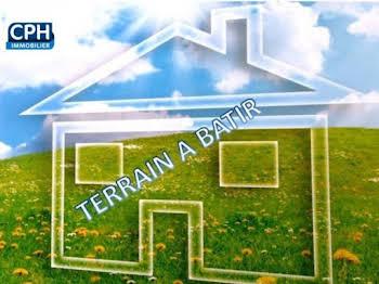 Terrain 641 m2