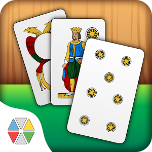 La Scopa #1 sul Google Play con SCOPONE SCIENTIFICO! APK Icon