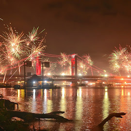Ampera night by Sandi Nopri yanto - Public Holidays New Year's Eve (  )