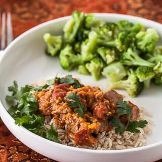 Slow Cooker Chicken Korma.