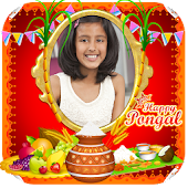 Pongal Photo Frames 2016