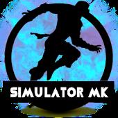 Simulator Arena Mortal Kombat