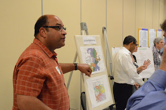 Photo: 0082 Robert explaining the current neighborhood areas.jpg