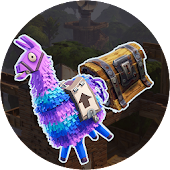 Tải Fortnite Map With Llamas and Chests APK