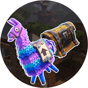 Fortnite Map With Llamas and Chests Online PC (Windows / MAC)