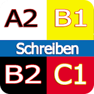 Schreiben A1 A2 B1 B2 C1 3 Latest Apk Download For