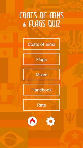 Flags of the World & Emblems of Countries: Quiz 2.11 screenshots 1