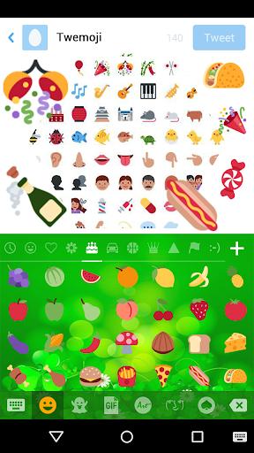 Emoji keyboard - Cute Emoji Screenshot