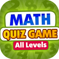 Math All Levels Quiz Game