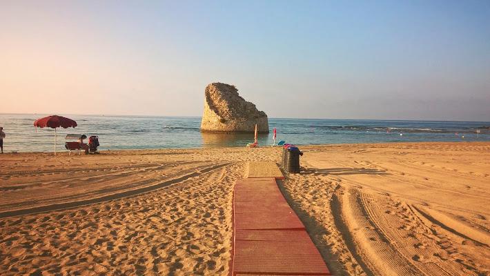 L'alba in spiaggia di noemi_99
