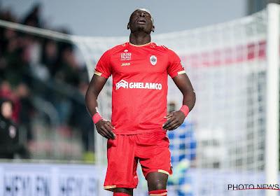 Antwerp-verdediger wordt beloond voor zijn prestatie met plaats in ploeg van de week Europa League