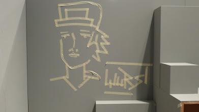 Photo: BundeskunstHALL OF FAME; Tape Art
