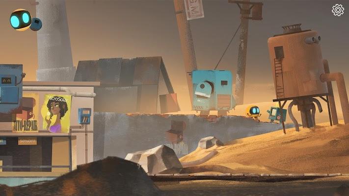 Abi: A Robot's Tale- screenshot