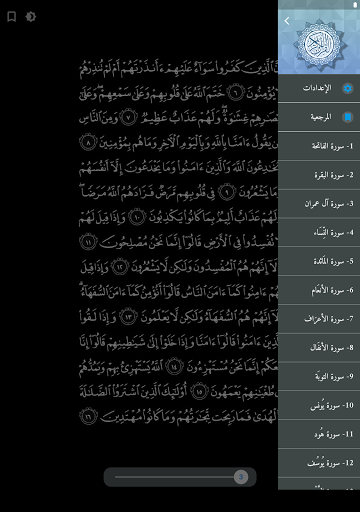 Quran - القران screenshot 19