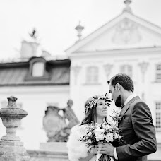 Wedding photographer Alena Bugaeva (alyonabugayova). Photo of 24.10.2017