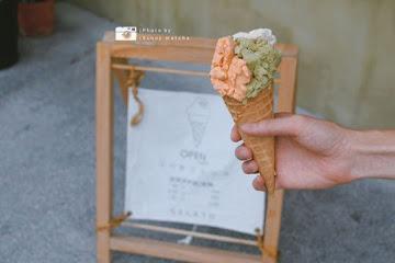 巴蕊花生義式手作冰淇淋🍦