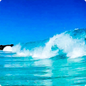 Ocean Waves Live Wallpaper 58 icon