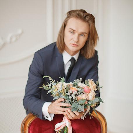Wedding photographer Anna Dunina (annailyaido). Photo of 19.01.2018