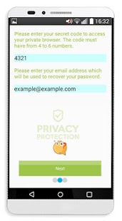 Privacy App Browser & Download- screenshot thumbnail