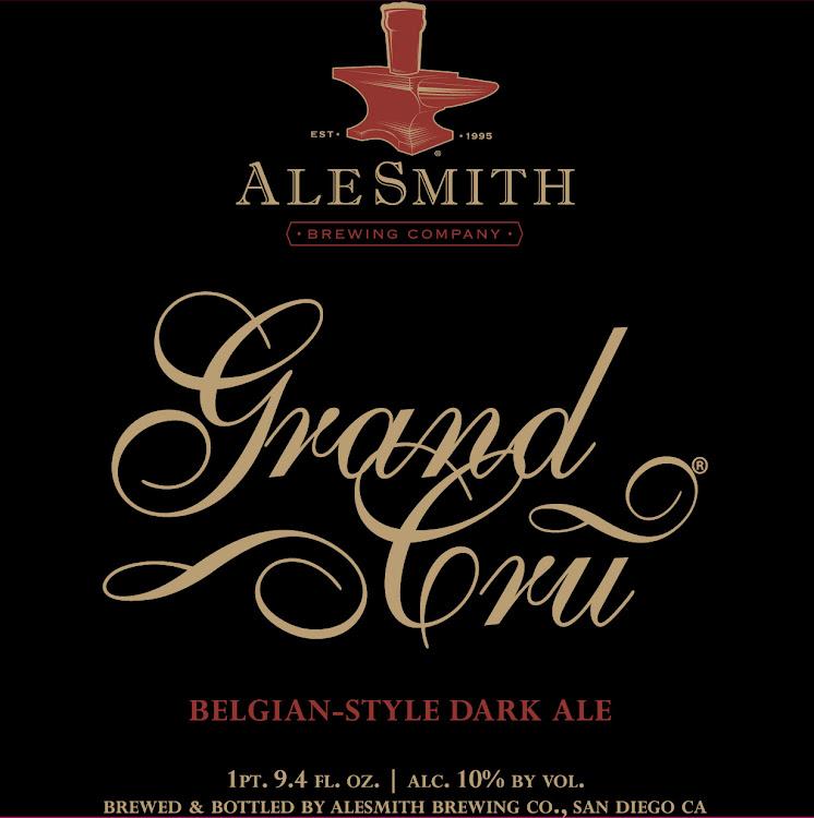 Logo of AleSmith Grand Cru