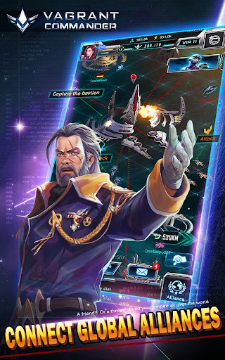 Nova Storm: Commander [Sci-fi Space Strategy] 0.10.7.29566 screenshots 22