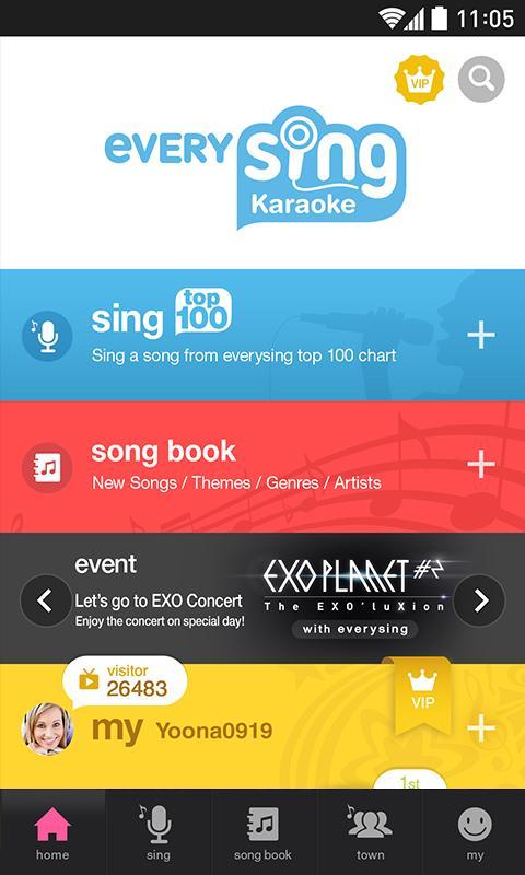 Smart Karaoke: everysing Sing!- screenshot