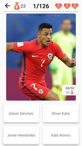 Soccer Players - Quiz about Soccer Stars!  screenshots 6