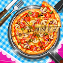 Pizza Maker Kitchen Cooking Mania icon