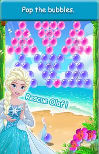 Ice Queen Frozen Bubble 3
