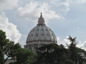 Photo: Dome of St. Peter's Basilica