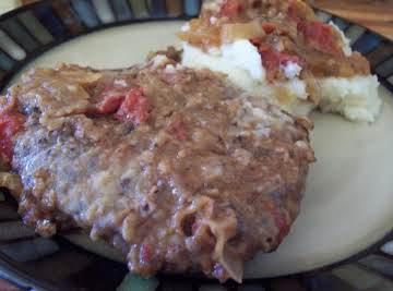 Swiss Steak with Tomato Gravy