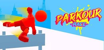 Jugar a Parkour Race - Freerun Game gratis en la PC, así es como funciona!