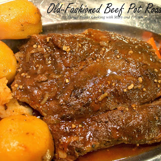 Old-Fashioned Beef Pot Roast.