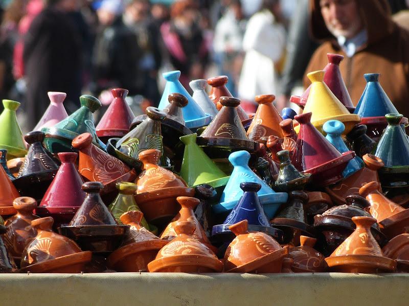 Al mercato del colore di Marta Brambilla