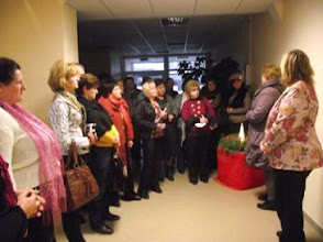 Photo: Moldāvu delegācijas viesošanās biedrībā      2011. gada nogalē