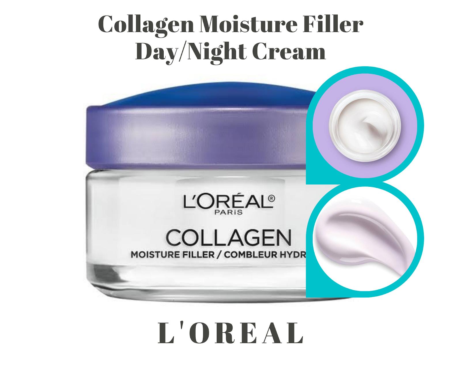 5. L'Oreal Collagen Moisture Filler